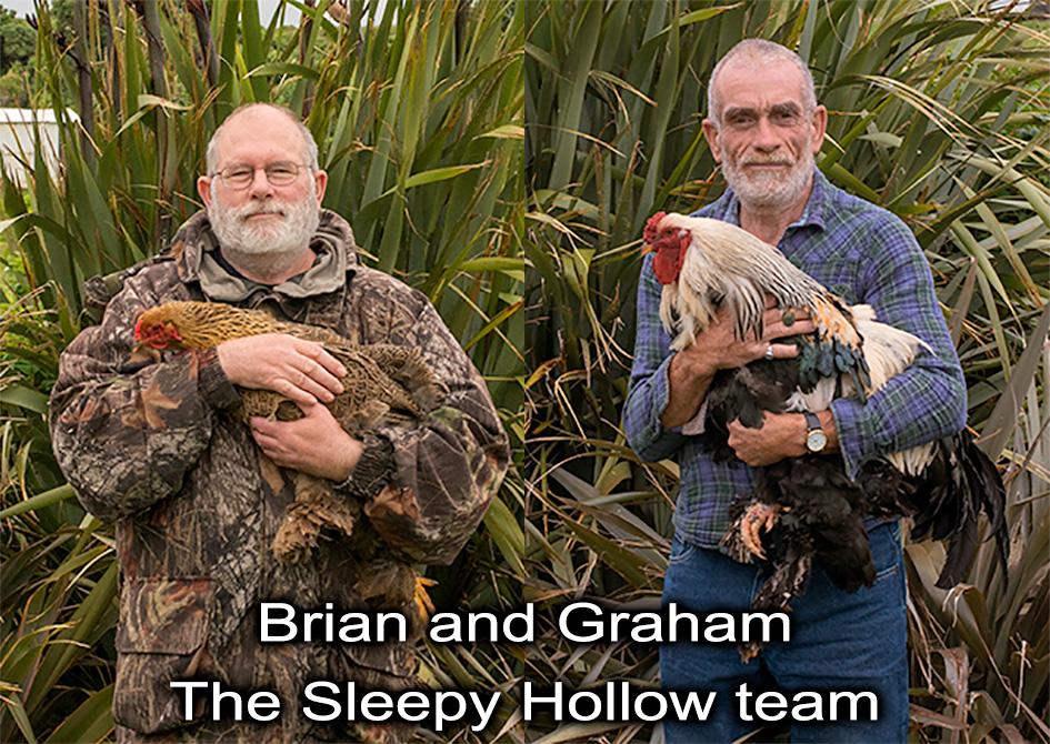 The Sleepy Hollow Team